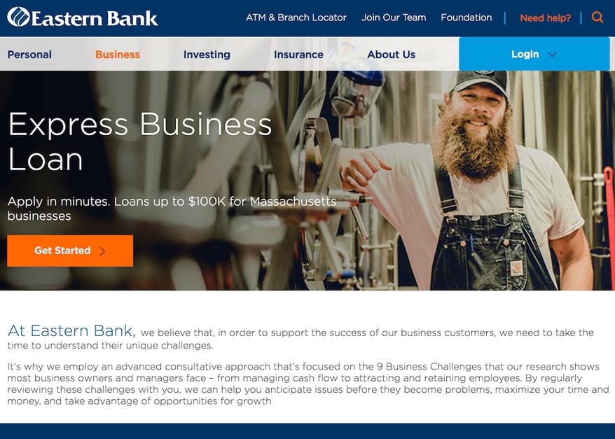 CS - Eastern Bank Thumbnail