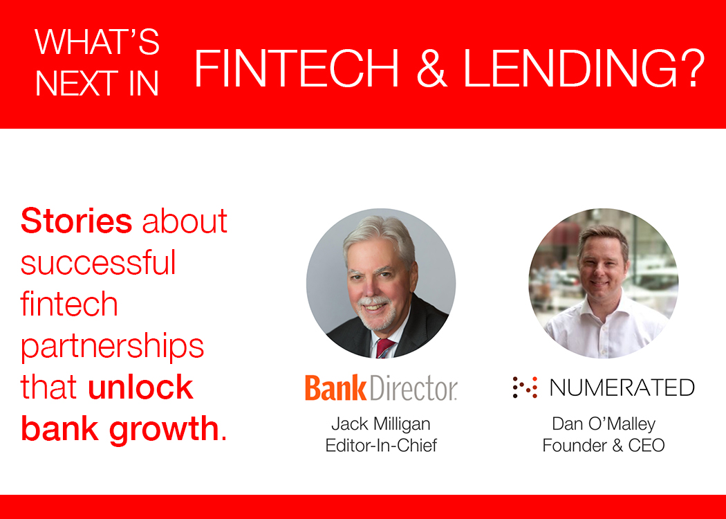 what's next in fintech and lending