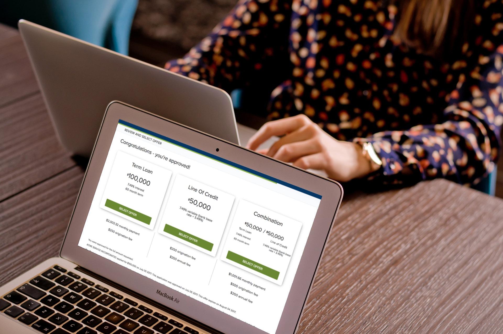 Real-Time Lending Office