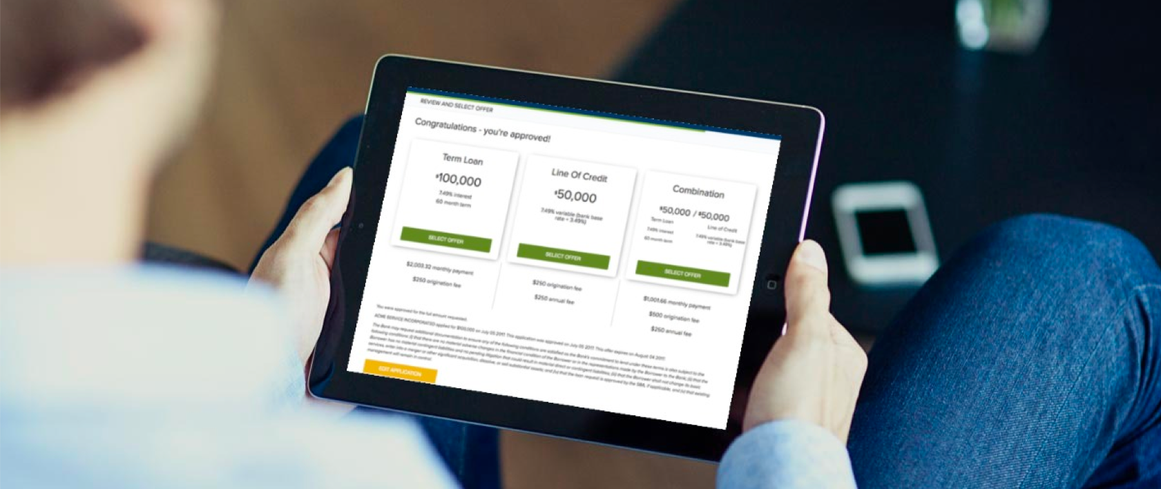 Real-Time Lending 003