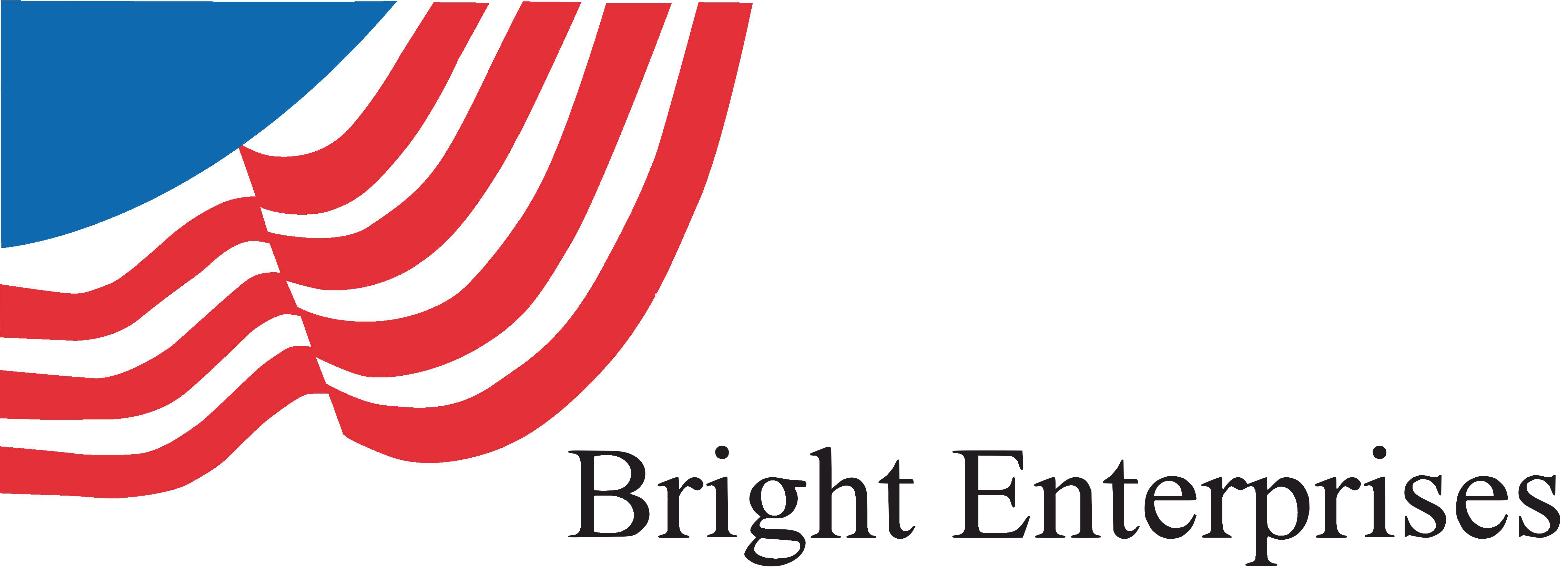 Bright Enterprises Flag Logo with Name and address.png