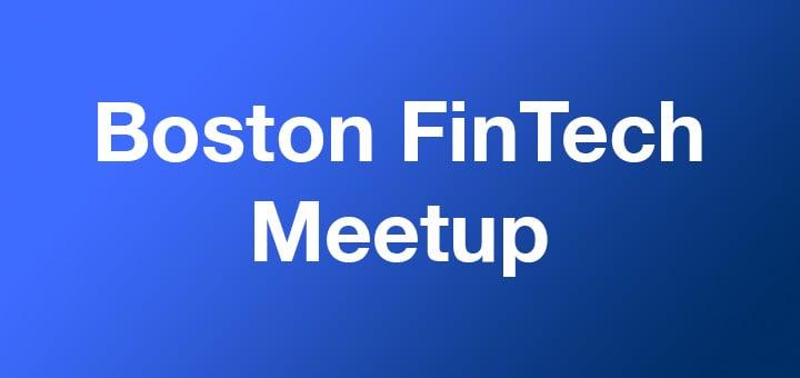 Bos-FinTech-Meetup