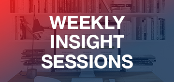 Weekly-Insight-Q&A-Sessions