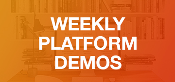 Weekly-Platfrom-Demos