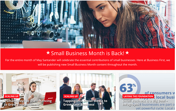 Santander-Small-Business-Month